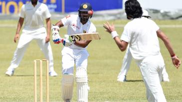 Danushka Gunathilaka top-scored with 74