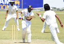 Danushka Gunathilaka top-scored with 74, Sri Lanka Board President's XI v Indians, tour match, 1st day, Colombo, July 21, 2017