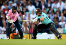 Ollie Pope's invention gave Surrey a competitive total, Surrey v Middlesex, NatWest Blast, South Group, Kia Oval, July 21, 2017
