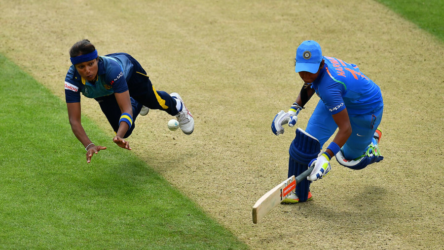 Instances of run-outs in women's cricket are nearly twice as many in men's cricket