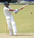 Virat Kohli slammed a half-century before retiring hurt, Sri Lanka Board President's XI v Indians, tour match, 2nd day, Colombo, July 22, 2017