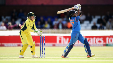 Shades of Kapil: Harmanpreet hit 20 fours and seven sixes in her innings