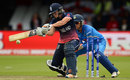 Katherine Brunt helped rebuild after a collapse, England v India, Women's World Cup final 2017, Lord's, July 23, 2017