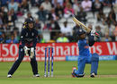 Punam Raut anchored India's chase, England v India, Women's World Cup final, Lord's, July 23, 2017