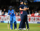 England's reaction after Mithali Raj's run out tells you a story, England v India, Women's World Cup final, Lord's, July 23, 2017