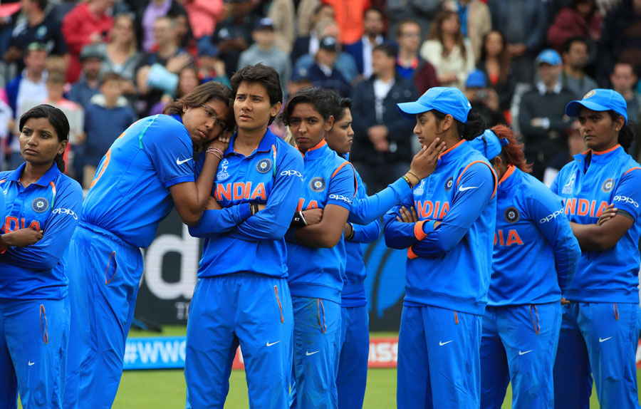 ICC Women's World Cup: England Beat India In A Thriller To Lift The World Cup