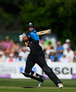 Ross Whiteley puts up desperate resistance as Surrey see off Worcestershire with ease in the Royal London Cup semi-final at New Road, Worcestershire v Surrey, Royal London Cup semi-final, New Road, June 17, 2017