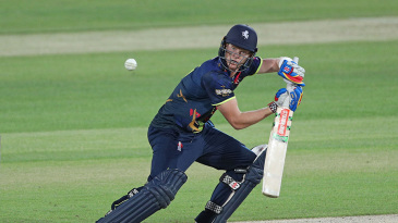 Sam Billings in action for Kent