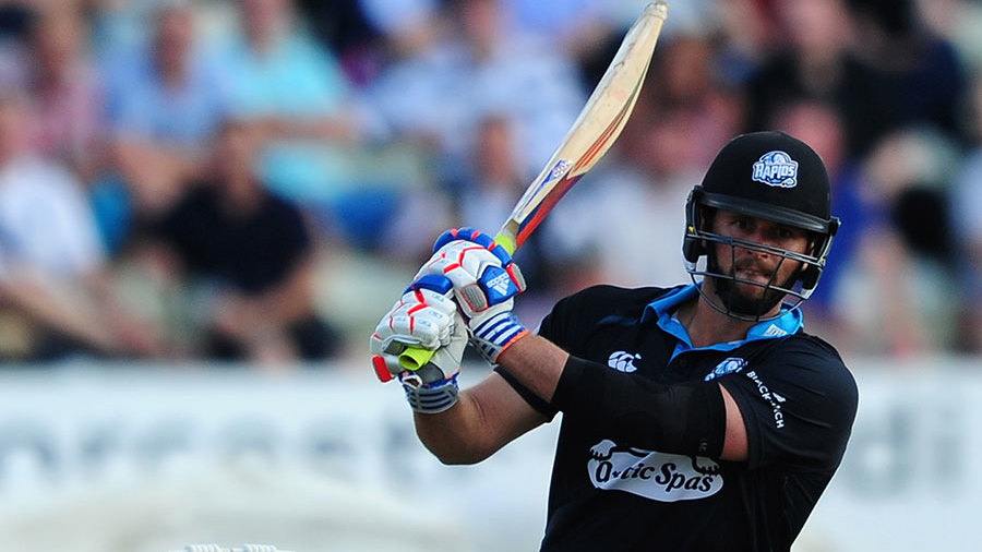 Ross Whiteley does not gain the attention of some of T20s other big hitters