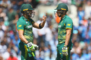 Faf du Plessis and David Miller discuss their embarrassing mix-up, South Africa v India, Champions Trophy, The Oval, June 11, 2017