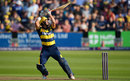 Jacques Rudolph top-scored with 51, Gloucestershire v Glamorgan, NatWest T20 Blast, South Group, July 25, 2017
