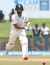 Cheteshwar Pujara was busy from the get-go, Sri Lanka v India, 1st Test, Galle, 1st day, July 26, 2017