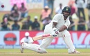 Shikhar Dhawan unfurled a variety of sweeps, Sri Lanka v India, 1st Test, Galle, 1st day, July 26, 2017