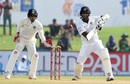 Angelo Mathews provided some stability, Sri Lanka v India, 1st Test, Galle, 2nd day, July 27, 2017