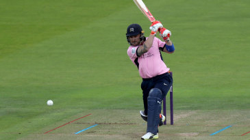 Brendon McCullum smashed 63 off 28 balls