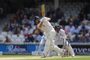 Jonny Bairstow advances down the pitch, England v South Africa, 3rd Investec Test, The Oval, 2nd day, July 28, 2017