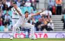 Morne Morkel won an appeal against Moeen Ali after a review, England v South Africa, 3rd Investec Test, The Oval, 2nd day, July 28, 2017