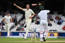 Stuart Broad produced a beauty to remove Morne Morkel, England v South Africa, 3rd Investec Test, The Oval, 2nd day, July 28, 2017