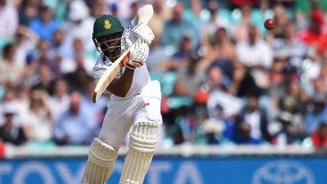 Temba Bavuma show his impressive temperament