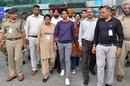 Harmanpreet Kaur arrives in Amritsar, Amritsar, July 30, 2017