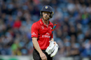 Paul Collingwood is dismissed at Headingley, Yorkshire v Durham, NatWest Blast, North Group, July 26, 2017