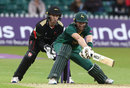 Riki Wessels hit five sixes in his 63, Leicestershire v Nottinghamshire, NatWest T20 Blast, North Group, Grace Road, August 2, 2017