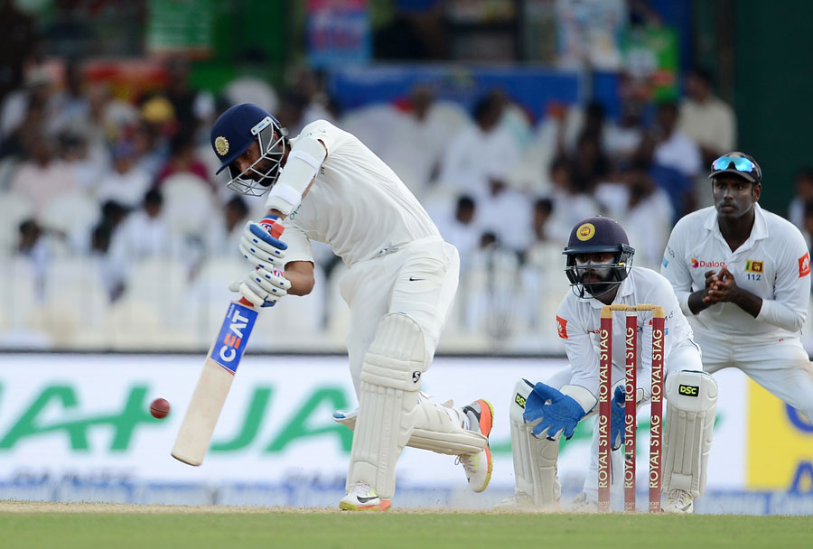 IND vs SL 2017, 1st Test - India's Predicted XI 5