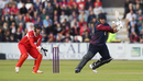 Richard Levi was in punishing form at Wantage Road, Northants v Lancashire, NatWest Blast, North Group, August 3, 2017