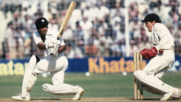Sunil Gavaskar had to bat his team out of trouble in the third innings far more often than coming into situations where India held the upper hand