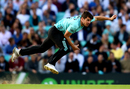 Moises Henriques is back in action for Surrey, Surrey v Glamorgan, NatWest Blast, South Group, Kia Oval, August 4, 2017