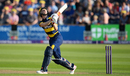 Aneurin Donald has been a bright feature of Glamorgan's season, Gloucestershire v Glamorgan, NatWest Blast, South Group, Bristol, July 25, 2017