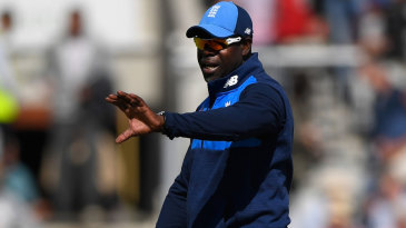 England bowling coach Ottis Gibson has been linked with taking charge of South Africa
