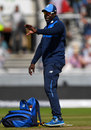 England bowling coach Ottis Gibson has been linked with taking charge of South Africa, England v South Africa, 4th Investec Test, Old Trafford, 2nd day, August 5, 2017