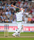 Heino Kuhn had to battle for his runs, England v South Africa, 4th Investec Test, Old Trafford, 2nd day, August 5, 2017