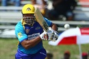 Kieron Pollard was dismissed cheaply, Barbados Tridents v Jamaica Tallawahs, CPL, Lauderhill, August 5, 2017