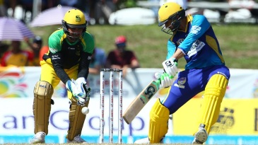 Shoaib Malik top-scored for Tridents with 33