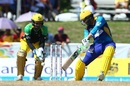 Shoaib Malik top-scored for Tridents with 33, Barbados Tridents v Jamaica Tallawahs, CPL, Lauderhill, August 5, 2017