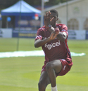Alzarri Joseph hits his delivery stride, Canterbury, August 6, 2017