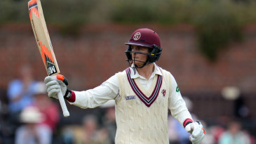 Tom Abell found some form with a half-century