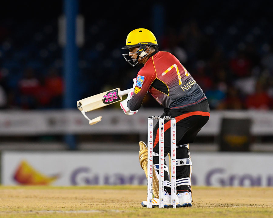 Narine's 45-ball 79 keeps Knight Riders on top