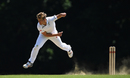 Willem Mulder took three wickets on day one of the tour match, Sussex v South Africa A, Arundel, 1st day, June 14, 2017