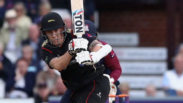 Luke Ronchi hammered 59 off 36 balls