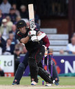 Luke Ronchi hammered 59 off 36 balls, Northamptonshire v Leicestershire, NatWest T20 Blast, North Group, Wantage Road, August 11, 2017