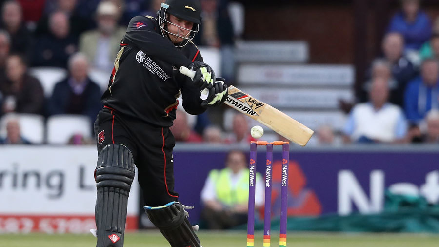 Cosgrove sustains Leicestershire prospects