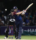 Adam Rossington smacked 67 off 46, Northamptonshire v Leicestershire, NatWest T20 Blast, North Group, Wantage Road, August 11, 2017