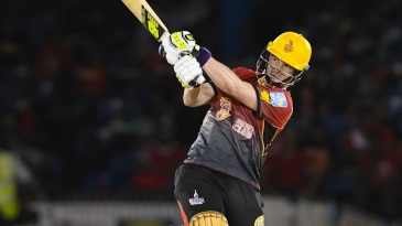 Colin Munro equalled the record for the season's fastest fifty