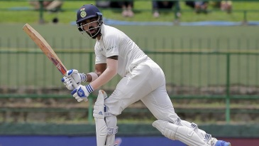 KL Rahul equalled the wold record for most successive fifty-plus scores in Test cricket