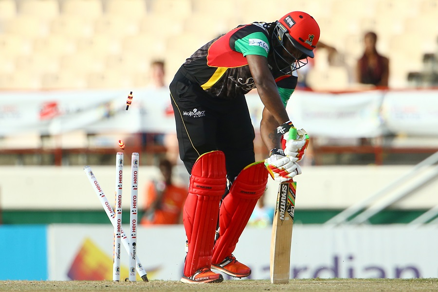 Chris Gayle often starts slow before nitro-boosting the innings, but it's a risky tactic and one that proves costly if he is dismissed early instead