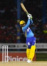 Shoaib Malik crossed 7000 runs in T20 cricket during his knock of 51, Barbados Tridents v Trinbago Knight Riders, CPL 2017, Port of Spain, August 12, 2017
