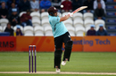 Aaron Finch was in bludgeoning form against Sussex , Surrey v Sussex, NatWest Blast, South Group, Kia Oval, August 13, 2017